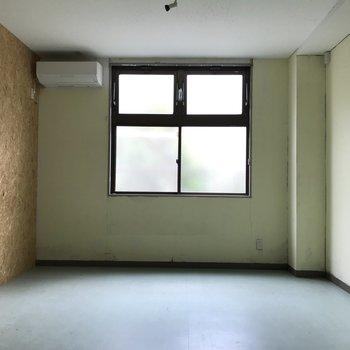 無駄のない部屋ですね〜※写真はクリーニング前のものです