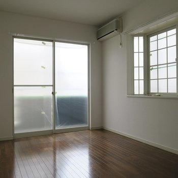 2階の間取り図、右上のお部屋※前回募集時の写真です
