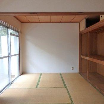 【工事前】寝室になるお部屋です。