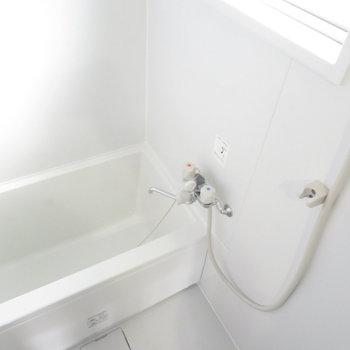 お風呂もきれいですよ!