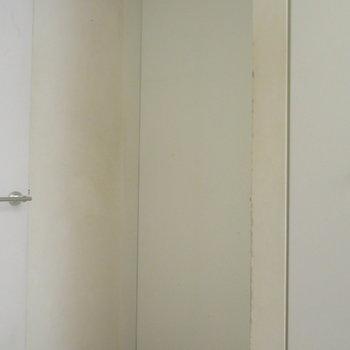 玄関スペースです!