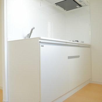 キッチンはスペースあります◎※写真は前回募集時のものです