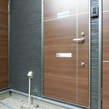 104号室の扉