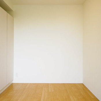 こちらも使いやすい形!※4階の同間取り別部屋の写真です