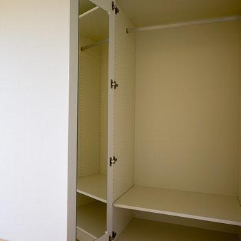収納もあります♪※4階の同間取り別部屋の写真です