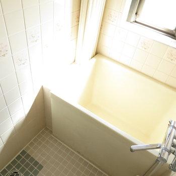 お風呂は既存利用