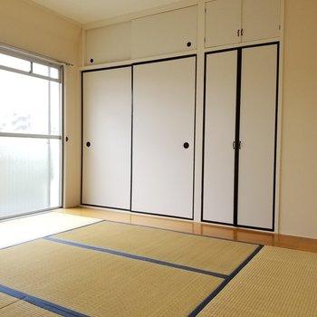 和室は7帖もあります!ちゃぶ台似合う。