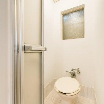 トイレも既存利用