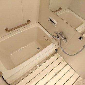 水栓交換&ワイドミラー設置でレベルアップ