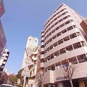 ニューブ神戸