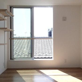 ここが絶対居心地いい。※写真は反転間取り3階の別部屋のものです。