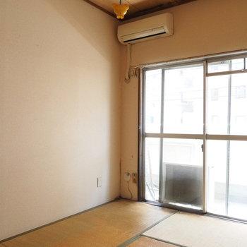 【写真は工事前】畳を無垢材の床に交換!
