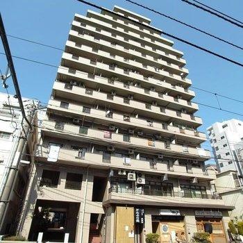 大塚台パークサイドハイツ