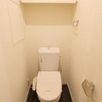トイレには新しくウォシュレットがつきましたよ◎