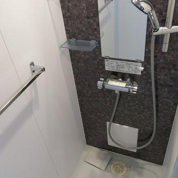 浴室なしのシャワーブースのみです◎※写真は前回掲載時のものです。
