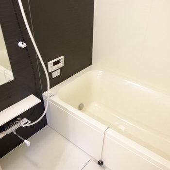 お風呂がキレイってうれしいですね