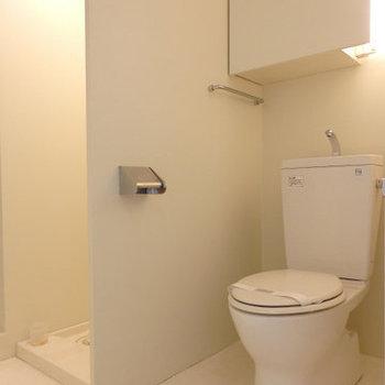お風呂・トイレはセパレートです※写真は似た間取りの5階のお部屋のものです
