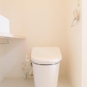 タンクレストイレで、スタイリッシュに。※写真は前回募集時のものです