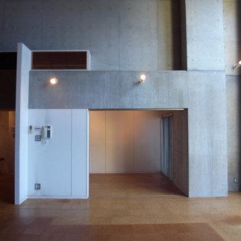 開放感◎※写真は2階の反転間取り別部屋です。