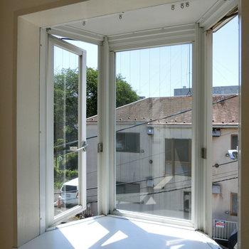 出窓の雰囲気GOOD