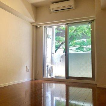 この床、我が家の自慢です。