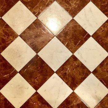この床が好き。