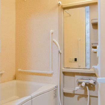 便利な浴室!