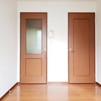 2つの扉の向こう側はのちほど……。※写真は前回募集時のものです