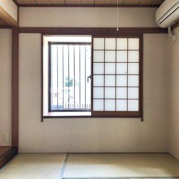 さらにもう一つの和室へ※写真はクリーニング前のものです。