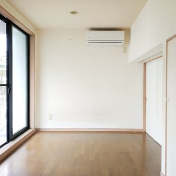 2階のリビングは広々1※写真は前回募集時のものです