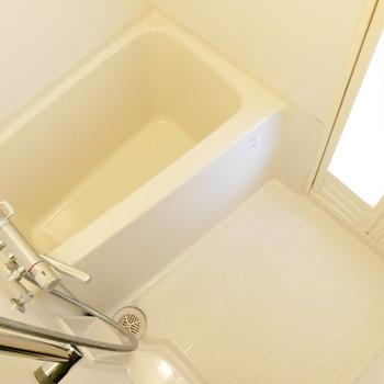 浴槽もしっかり!