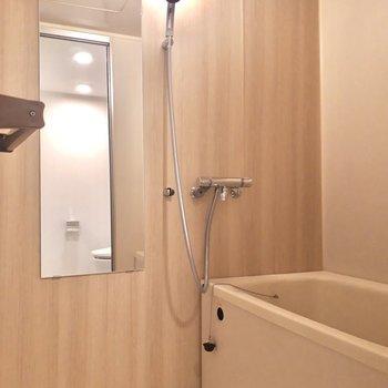 お風呂も清潔感◎※写真は前回募集時のものです