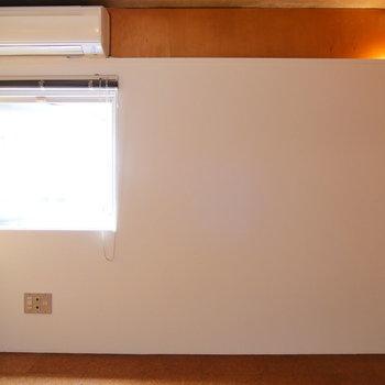 採光部はこの小窓から。