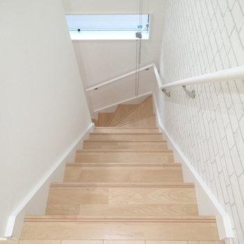 【別部屋】ロフトへの階段!階段です!