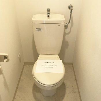 ウォシュレットがないトイレ・・・