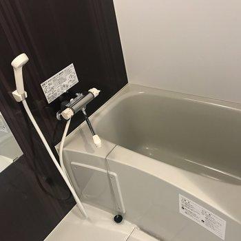 お風呂はこんな感じ〜