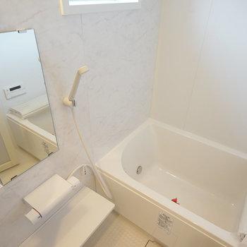 お風呂には追い焚きと乾燥機も!