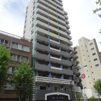 ガラ・グランディ西新宿