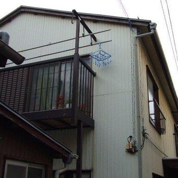 小島アパート 1号棟