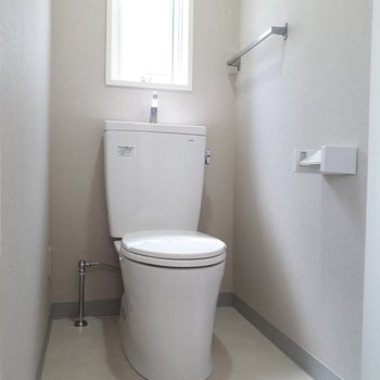 トイレはもちろん独立