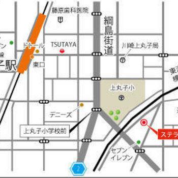 武蔵小杉8分マンション
