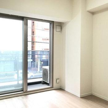 爽やか空間ですね〜※写真は4階の別部屋同間取りのものです。