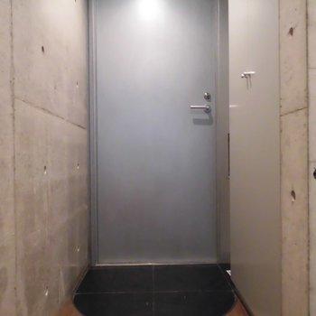 このアーチの玄関がなんかツボ//※前回募集時の写真です