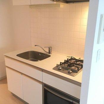 オーブンもついてくるなんて... ※5階同間取りの別部屋の写真です