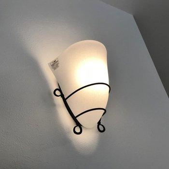 アンティーク調の照明も可愛いっ♡※写真は前回募集時のもの。