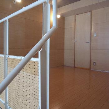 上の階も広々してます写真は別部屋同間取りです