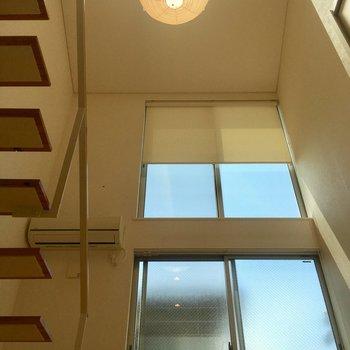 天井が高いところが良い!