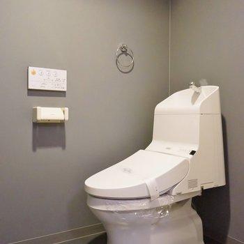 トイレは同室のアメセパ