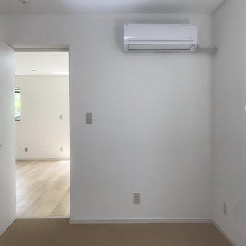各部屋エアコン付き!