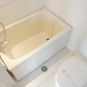 お風呂はシャワー中心かな。